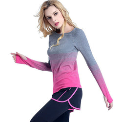 Long Sleeve Yoga Sweatshirt
