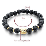 Buddha Natural Stone Jewelry Bracelets