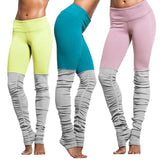 Goddess Ribbed Yoga Leggings