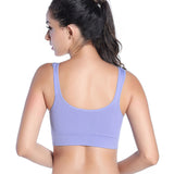 U-neck Yoga Bra
