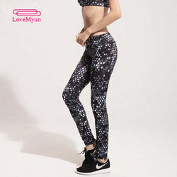 Sporty Yoga Leggings