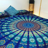 Indian Mandala Tapestry