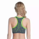 Stretch Push Up Yoga Bra