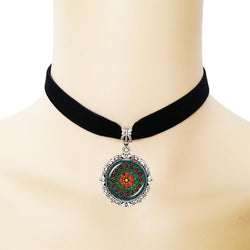 FREE - Mandala Choker (Just Cover Shipping)