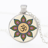 FREE - Namaste Vintage Pendant Necklaces (Just Cover Shipping)
