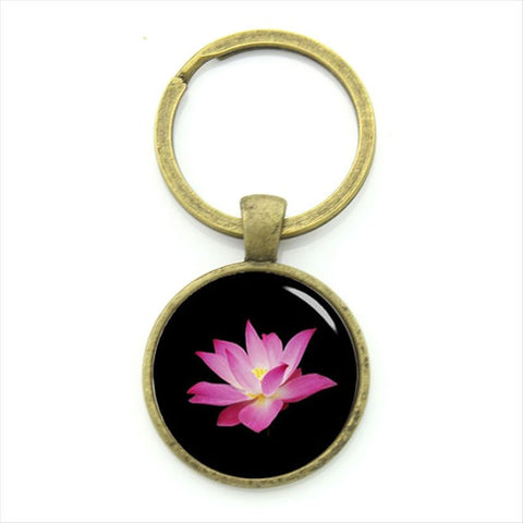 FREE - Namaste Yoga Keychain (Just Cover Shipping)