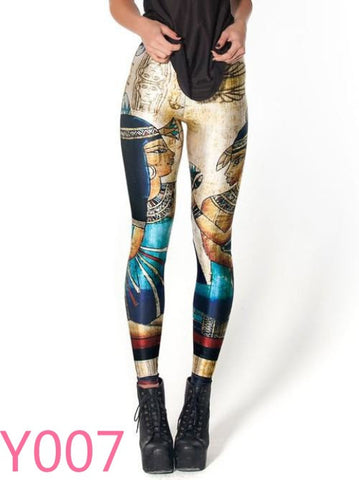Various Designs Yoga Leggings