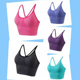Quick Dry Wirefree Yoga Bra