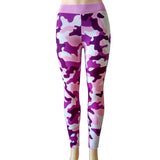Camouflage Yoga Leggings