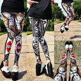 Queen Yoga Leggings