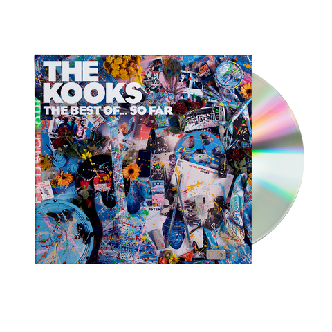 The Best Of...So Far CD