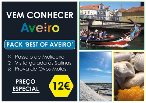 Pack Best of Aveiro