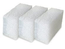 Universal Stone Applicator Sponges - 3 Pack