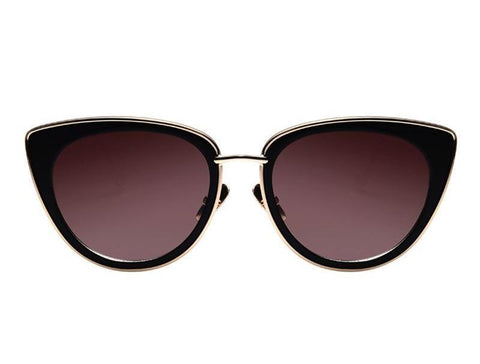 Metal Frame Sunglasses - My Beauty Cartel