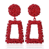 Oversized Drop Earrings - My Beauty Cartel