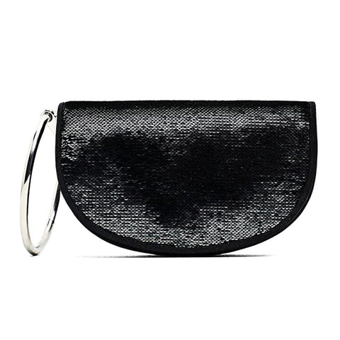 Laura Bracelet Mini-Saddle Bag - My Beauty Cartel