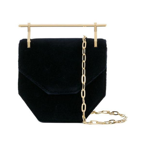 Velvet Jacki Mini-Bag - My Beauty Cartel