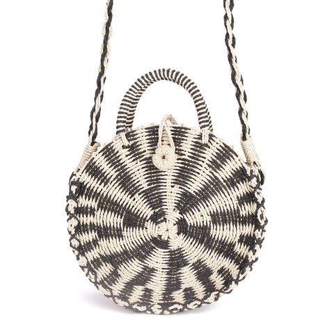 Handmade Rattan Straw Knitted Bag - My Beauty Cartel