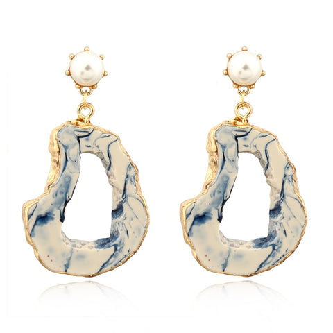 Diana Dangle Earrings - My Beauty Cartel