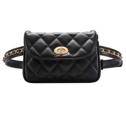Quilted Waist Bag - My Beauty Cartel