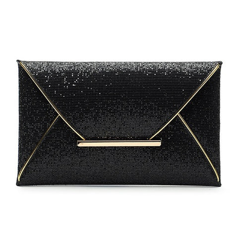 Audrey Envelope Clutch - My Beauty Cartel