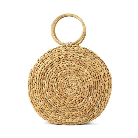 Stella Rattan Bag - My Beauty Cartel