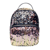 Sequined Back-To-NuSchool Jenna Backpack - My Beauty Cartel