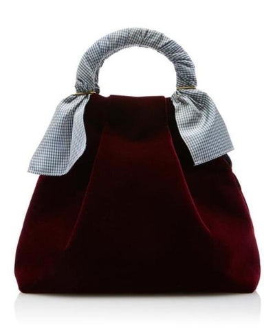 Marianne Velour Handbag - SOLD OUT! - My Beauty Cartel