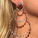 Bohemia Long Tassel Statement Earring - My Beauty Cartel