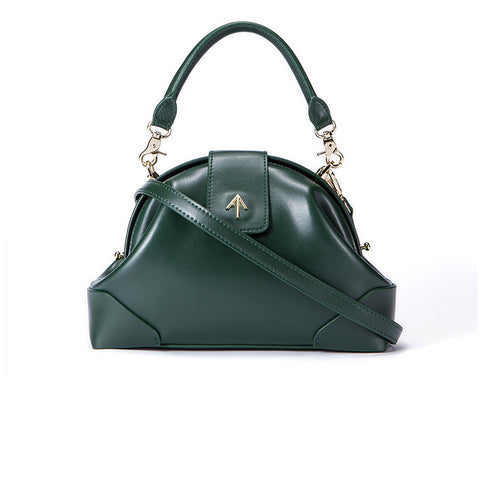 Leather Isa Multi-Carry Handbag - My Beauty Cartel