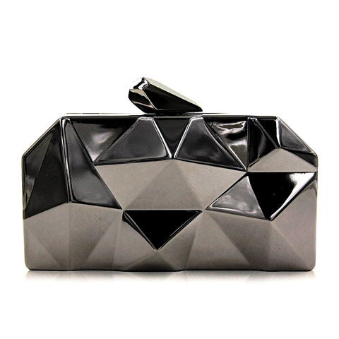 Hexagonal Mini Clutch - My Beauty Cartel