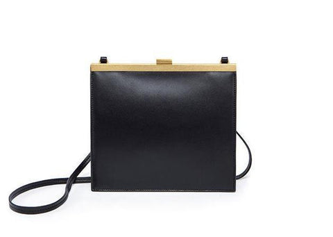 Colette Clasp Crossbody - My Beauty Cartel
