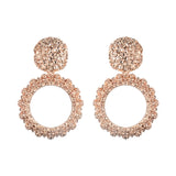Round Vintage Earrings - My Beauty Cartel
