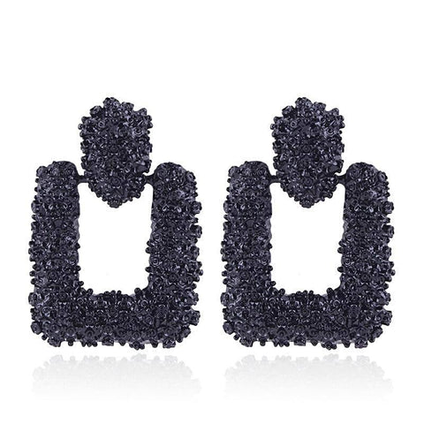 Geometric Earrings - My Beauty Cartel