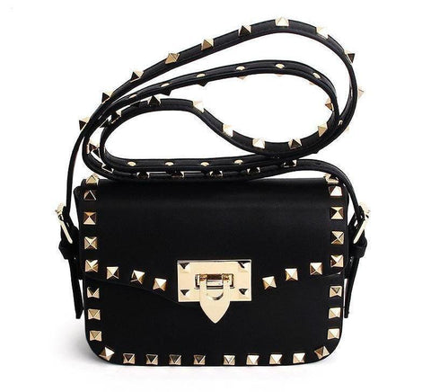 Joanjett Rockstar Mini Shoulder Satchel - My Beauty Cartel