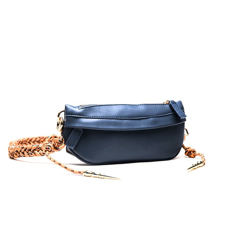 Rope-Chain Belt Bag - My Beauty Cartel