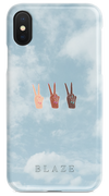 ANGEL TOUCH - iPHONE CASE