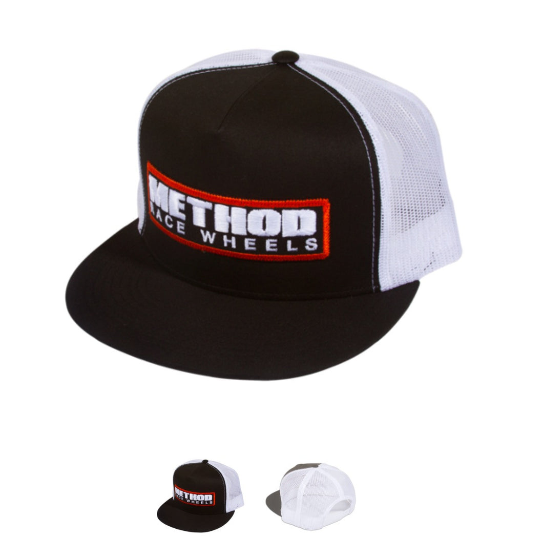Method patch Trucker SnapBack Hat