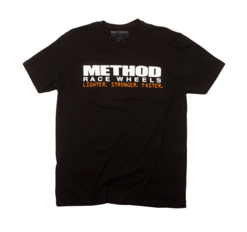 Method Race Wheels Brand T-shirt