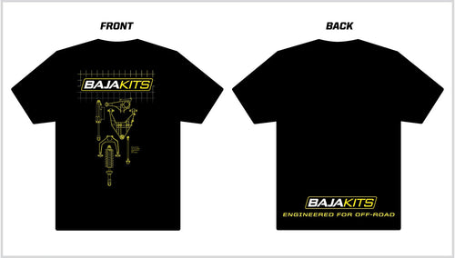 Bajakits short sleeve T-shirt