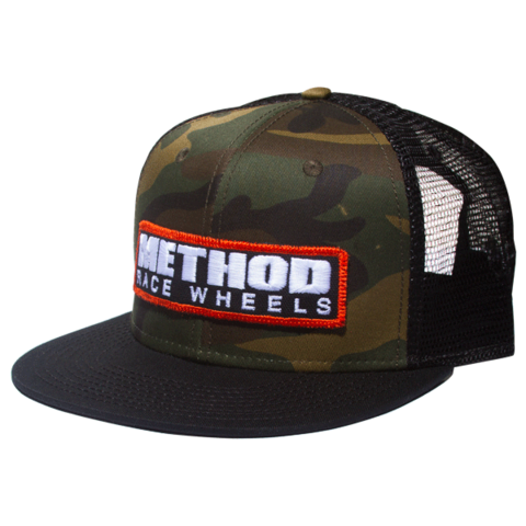 Method Camo Patch hat - SnapBack