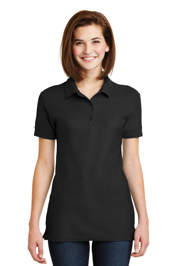 Gildan® Ladies 6.6-Ounce 100% Double Pique Cotton Sport Shirt. 82800L