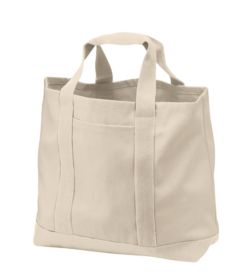 Port Authority® - Two-Tone Shopping Tote.  B400