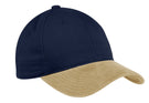 Port Authority® Two-Tone Brushed Twill Cap.  C815