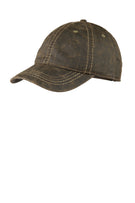 Port Authority® Pigment Print Distressed Cap. C924