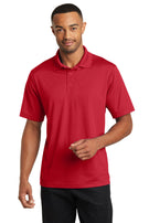 CornerStone® Micropique Gripper Polo. CS421