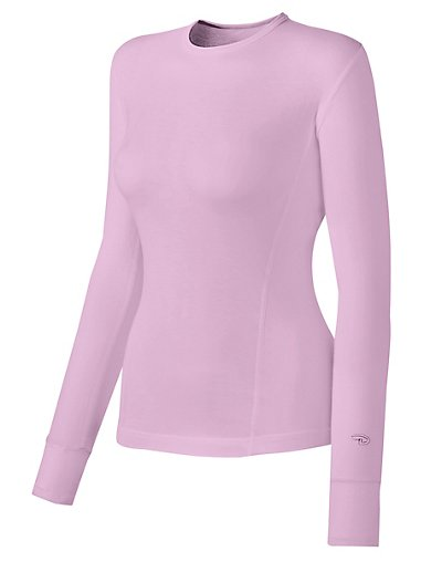 Duofold by Champion Varitherm Women's Base-Layer Long-Sleeve