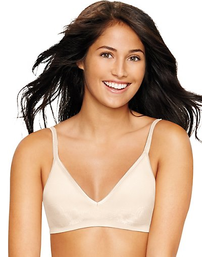 Hanes Ultimate Comfy Support ComfortFlex Fit® Wirefree Bra