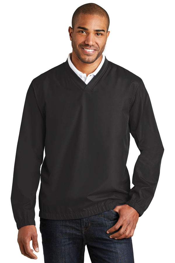 Port Authority® Zephyr V-Neck Pullover. J342