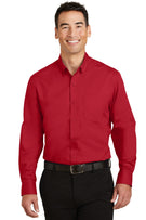 Port Authority® SuperPro™ Twill Shirt. S663